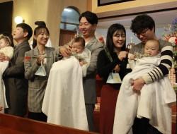 20180506 유아세례식 2부 3