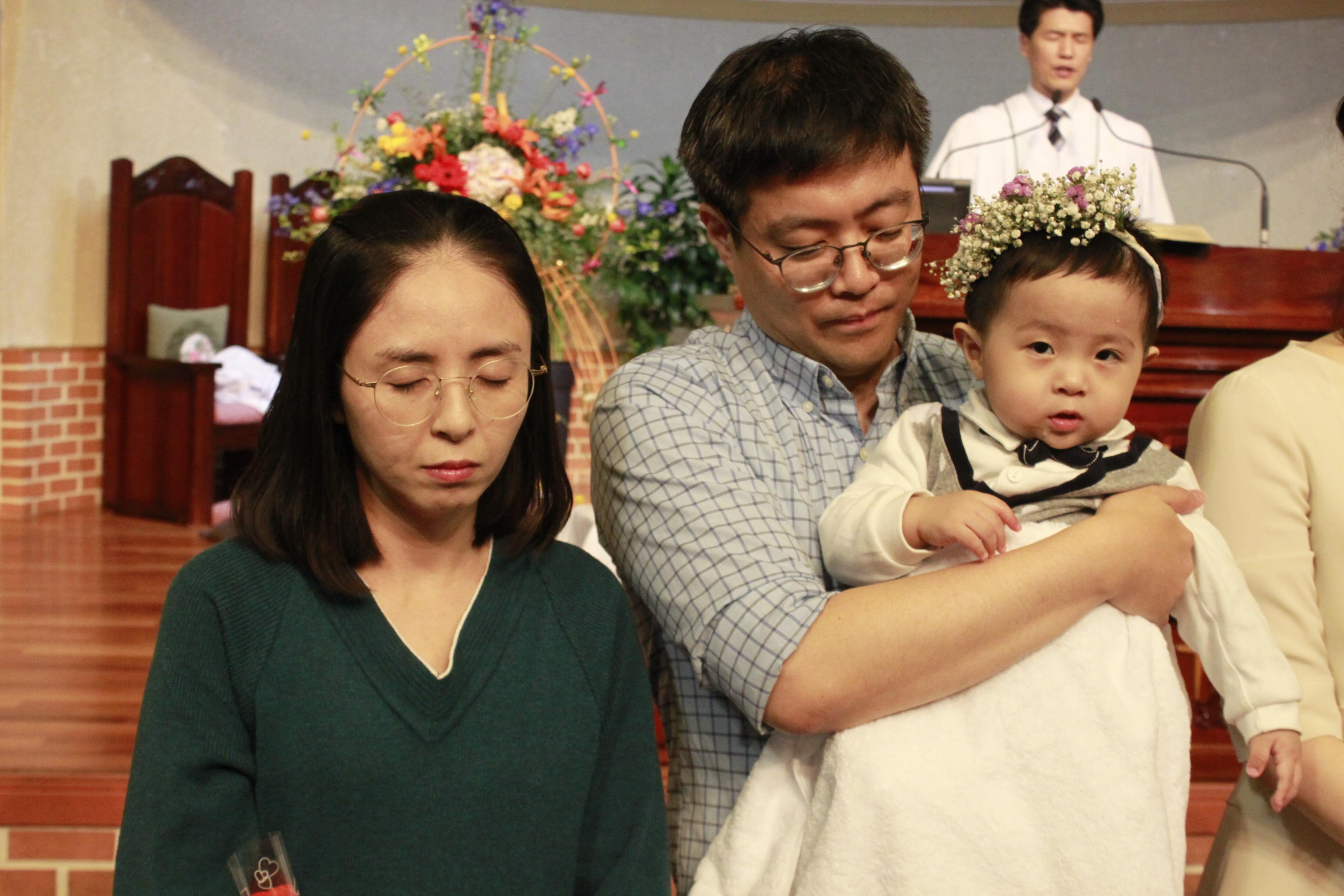 20180506 유아세례식 2부 4
