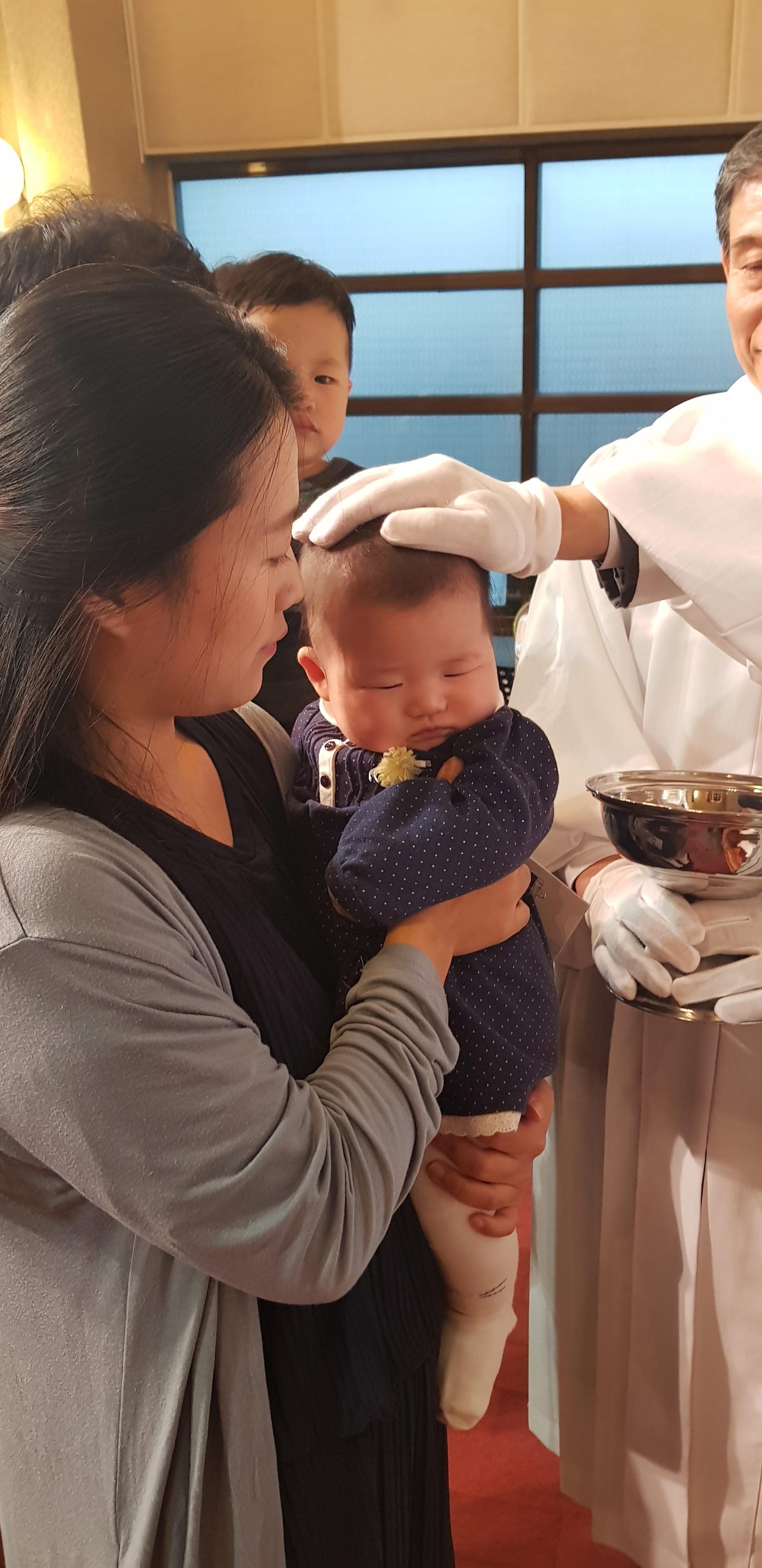 20180506 유아세례식 1부 3
