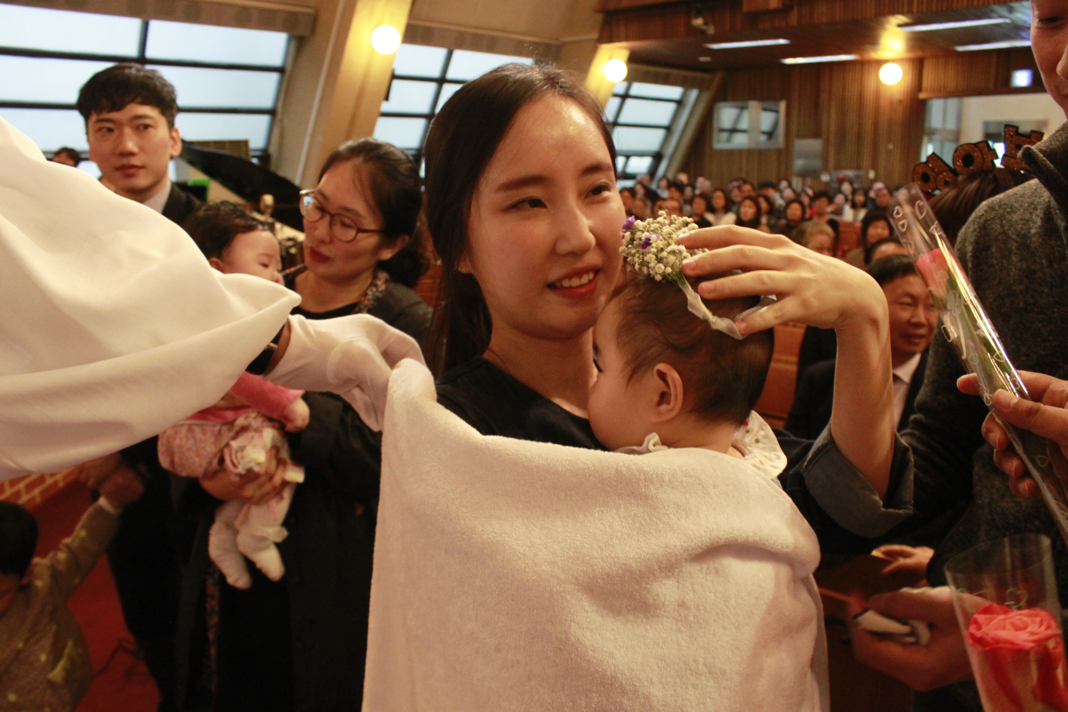 20180506 유아세례식 1부 2