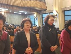 20181230 권사 안수집사 퇴임식 5